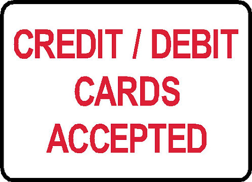 S41 - Cards Accepted