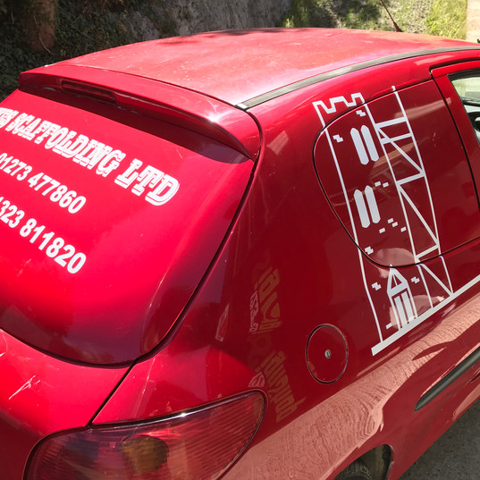 Window wrap and graphics