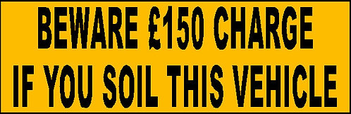 S18 - Soil Charge £150