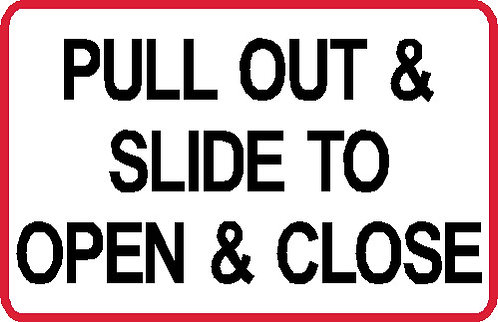 S21 - Pull Out & Slide