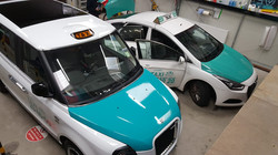 Taxi Graphics Specialists