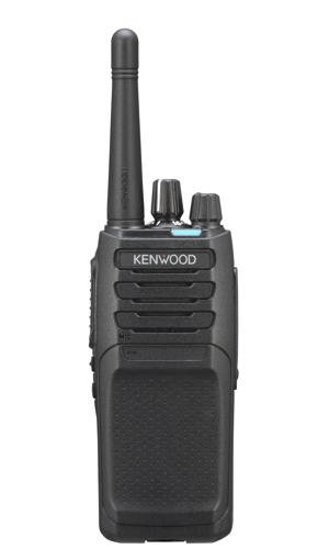 Kenwood NX-1300 UHF / NX-1300DE3 Analogue & Digital DMR Two Way Radio
