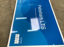 Latex Printed Aluminium Signs