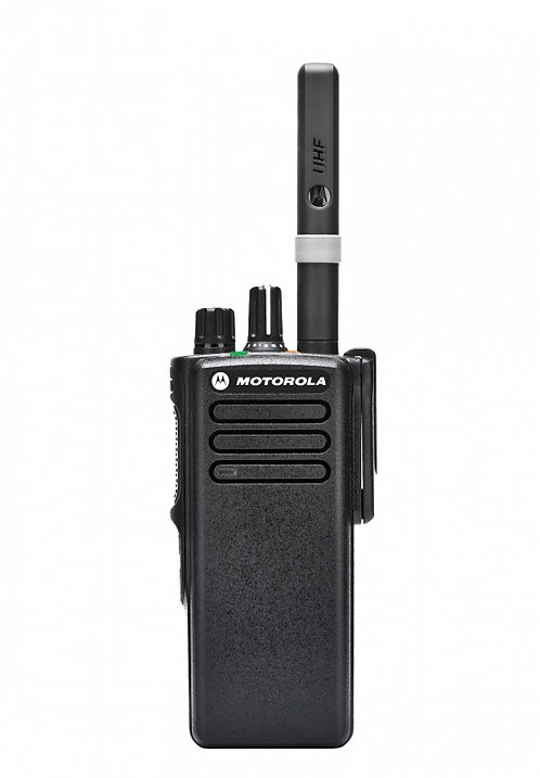 Motorola DP4401 Portable Digital Two Way Radio