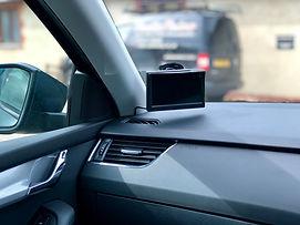 Octavia Taxi CCTV Monitor