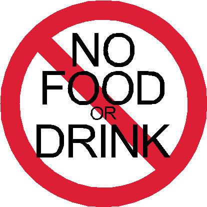 S7 - No Food or Drink