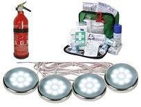Taxi First Aid Kit and Fire Extingusher