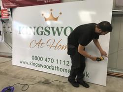 Large Signage Printing