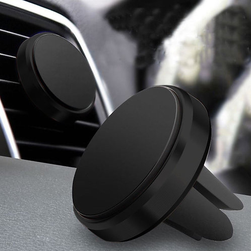 Vent Clip On Magnetic Phone Holder