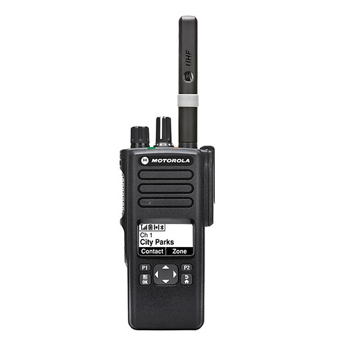Motorola DP4601 Portable Digital Two Way Radio