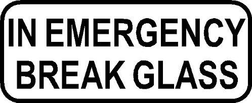 S61 - Break Glass