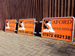 Scaffolding Boards and Frames