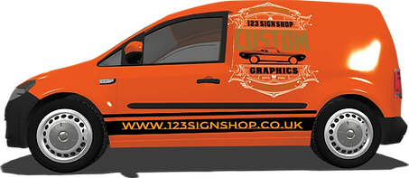 Vehicle Graphics and Branding Specialists products, services and details on how to get my van signwritten