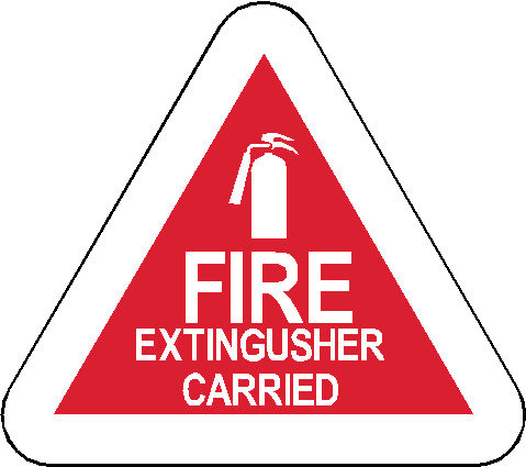 S80 - Fire Extingusher Carried