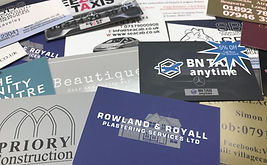 Business Card Printing Image