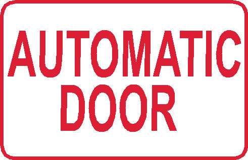 S29 - Automatic Door