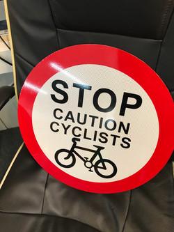 Bespoke Road Signs