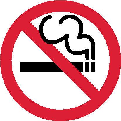 S5 - No Smoking Symbol