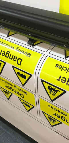 Safety signage makers