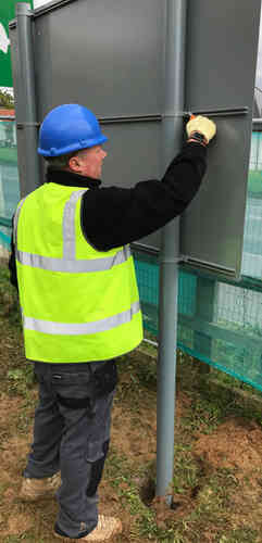 Sign Installation Service