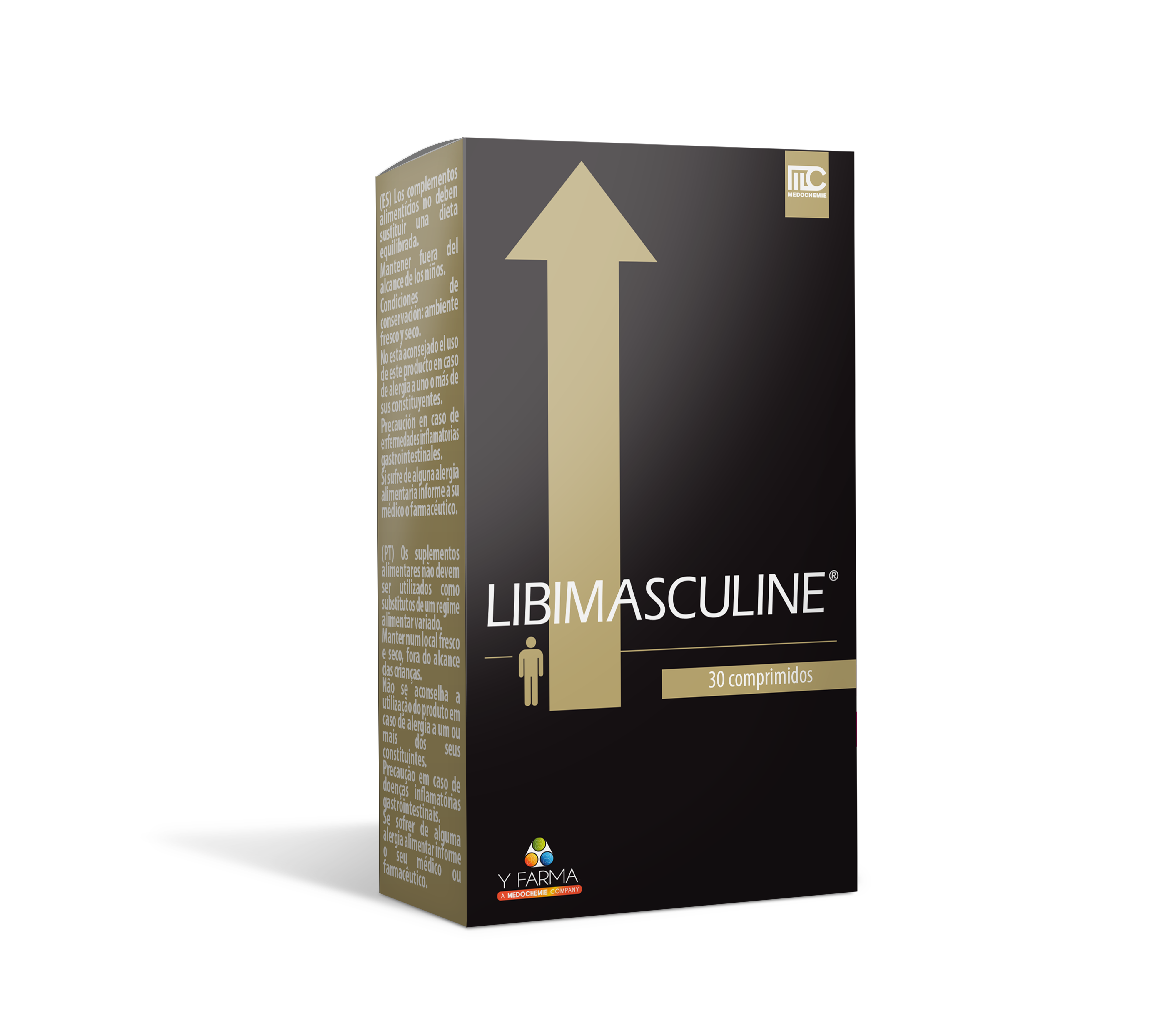 LIBIMASCULINE 30 BOX-ES