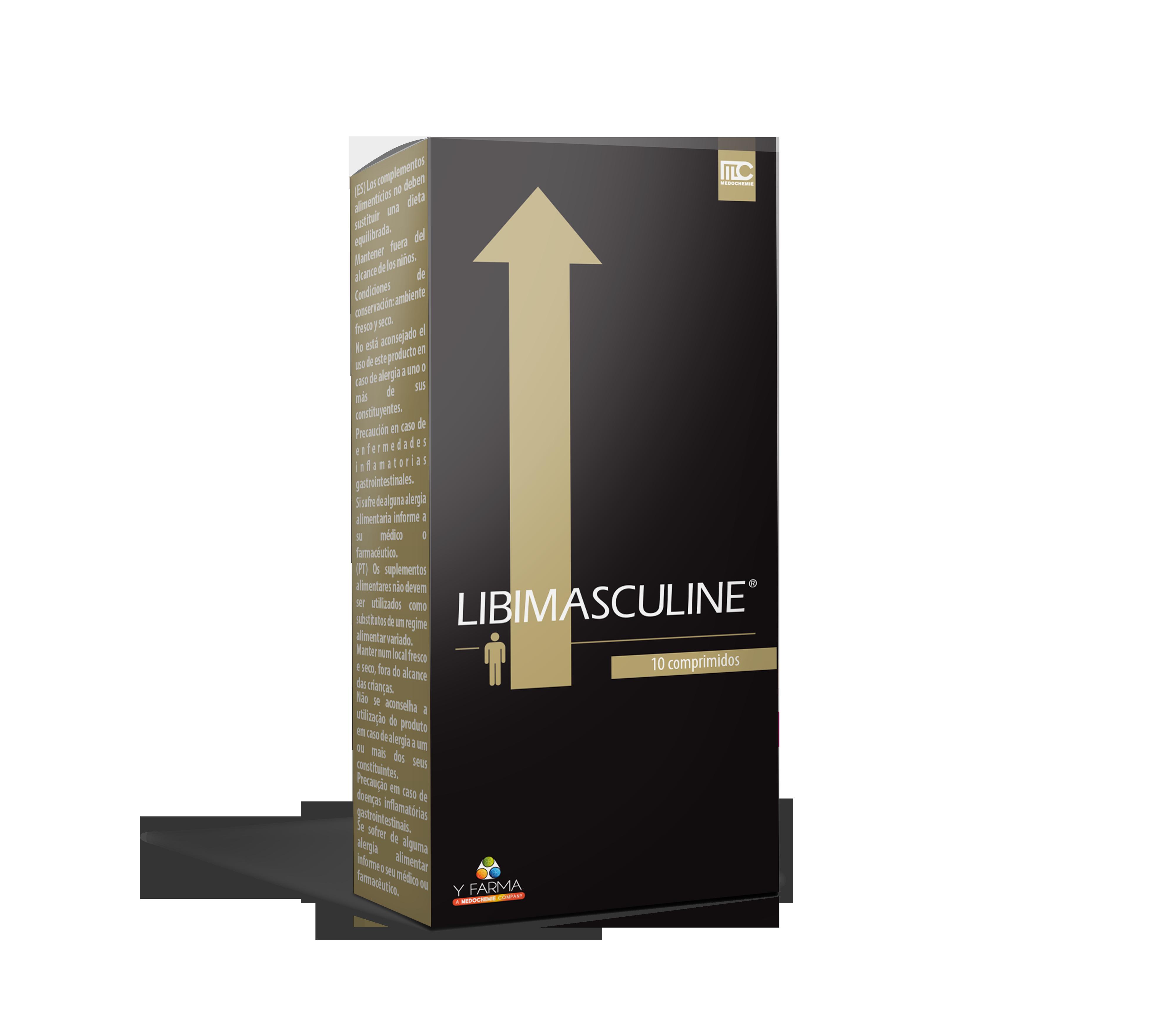 LIBIMASCULINE 10 BOX-ES