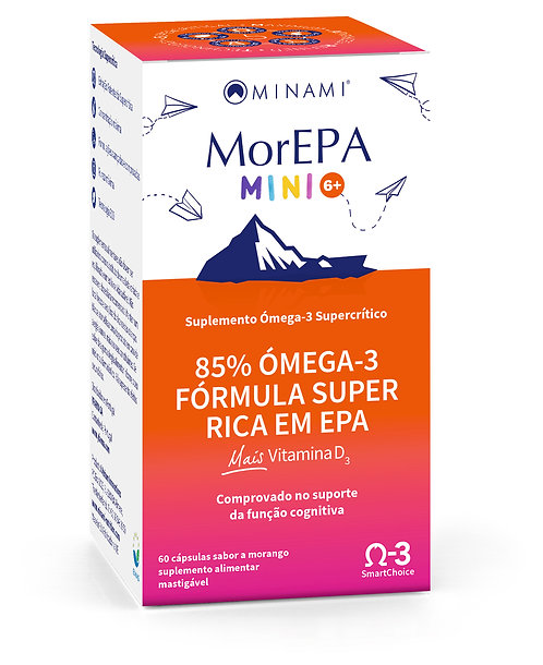 MorEPA Mini Smart Fats