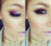 purple-smokey-makeup-style-2014-for-brow