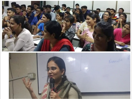 Mindful Studying for students of Omkar Classes