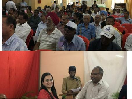 Dementia Awareness at YMCA Belapur