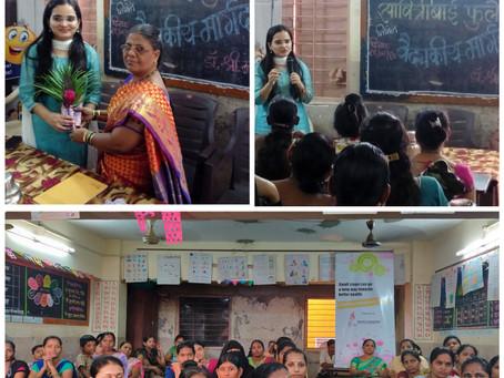 Parenting and Child Psychology Awareness at Shivaji Vidyalaya, Sakinaka