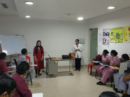 Stress Management - Kohinoor Hospital Nurses