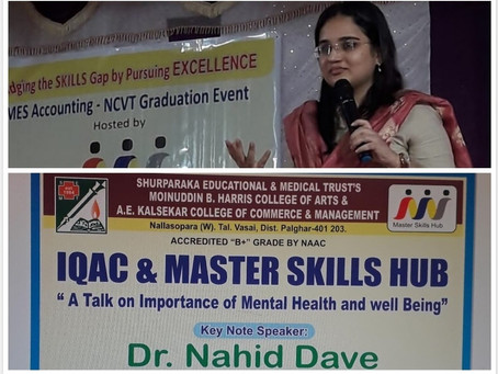 Mental Health and well being at Nalasoparah