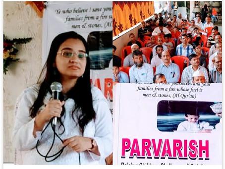 Parenting and social Media for Parivartan NGO