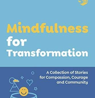 My story published in a book (Stories of Transformation)