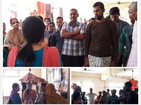 Stress Management for cancer patients at Sarvodya Hospital