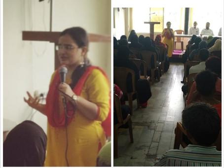 Parents and Students workshop- BMC School