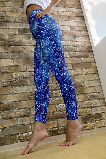 High Waist Sparkle Leggings