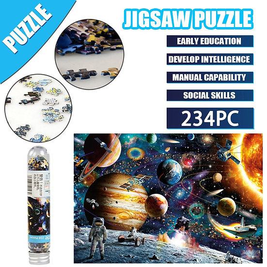 234 Piece Large Puzzle