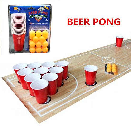 Party Ping Pong Game