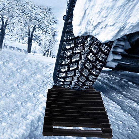 Car Mud Tires Traction Mat Non-slip Auto Winter