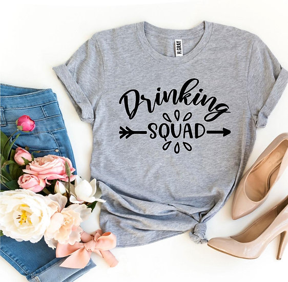 Drinking Squad T-shirt