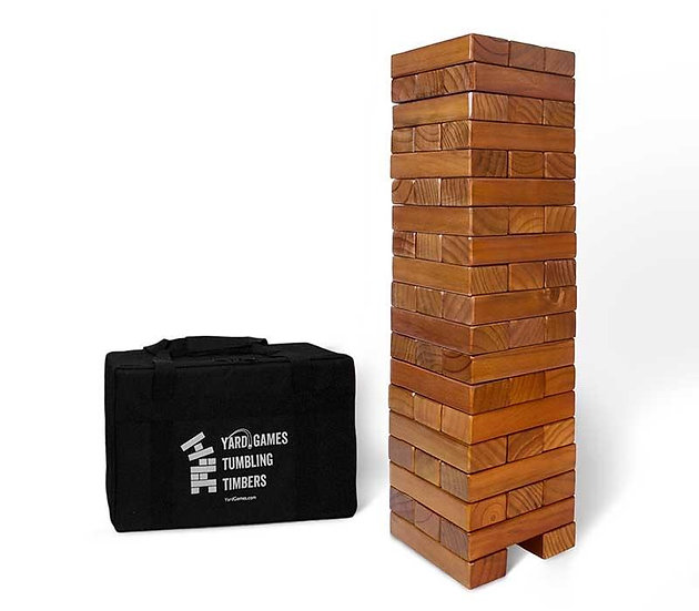 Giant Tumbling Timbers - Stained Set