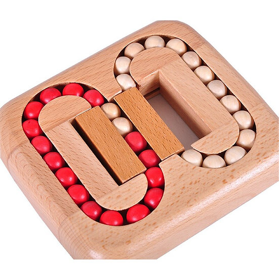 Magic Intelligence Wooden Interactive Game