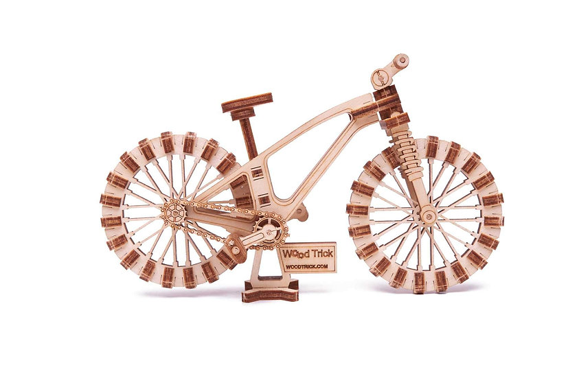 Woodik - Mini Bicycle