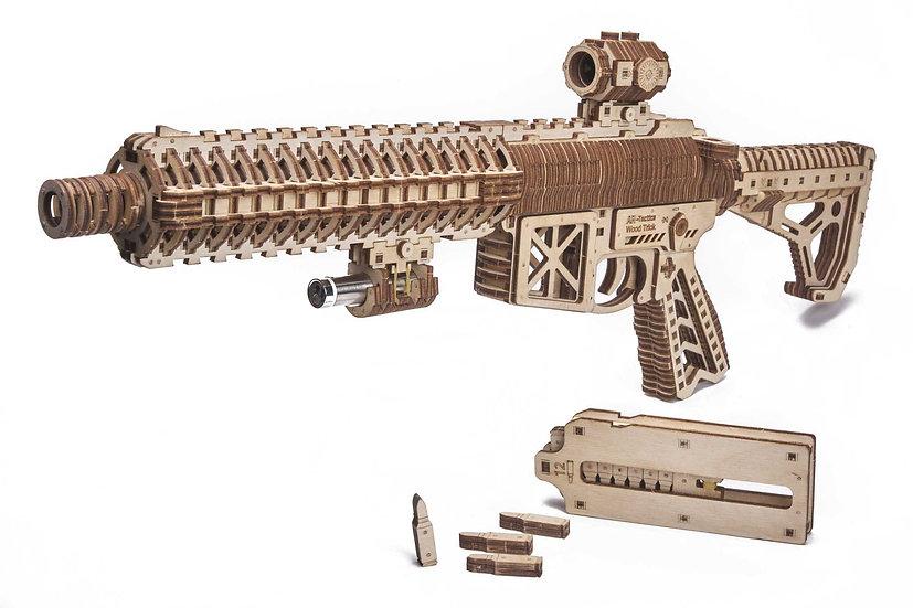 Wood Assault AR-T Puzzle