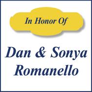 Dan & Sonya Romanello