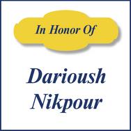 Darioush Nikpour