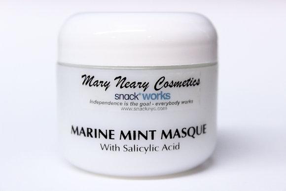 Marine Mint Masque w/ Salicylic Acid (2oz)