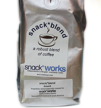 snack*blend Coffee (Light)
